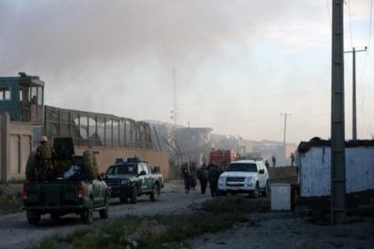При взрыве у базы НАТО в Кабуле погибли четыре человека