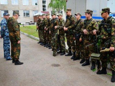 Смоленских собровцев снова отправили в командировку на Северный Кавказ