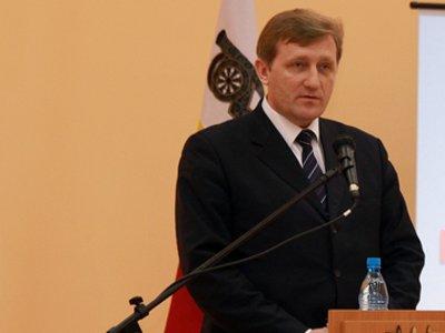 Мэра Смоленска, несмотря на его возражения, отправили в отставку
