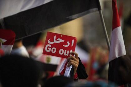 Семь человек убиты при столкновениях в Каире