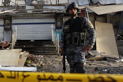 Жертвами взрыва на похоронах в Ираке стали десятки человек