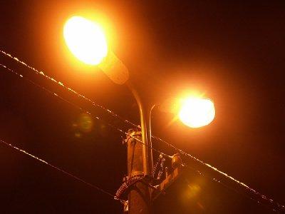 На улице Козлова наладят освещение по иску прокурора