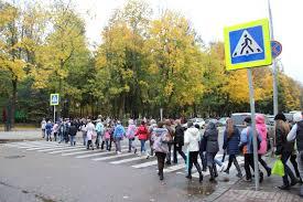 Пешеходные переходы для школьников Смоленщины станут безопаснее