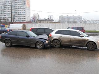 Как поступить с автомобилем после аварии
