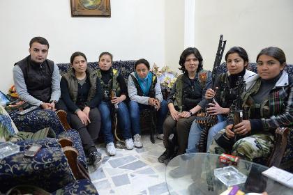 Боевики «Аль-Каеды» взяли в заложники 200 сирийских курдов
