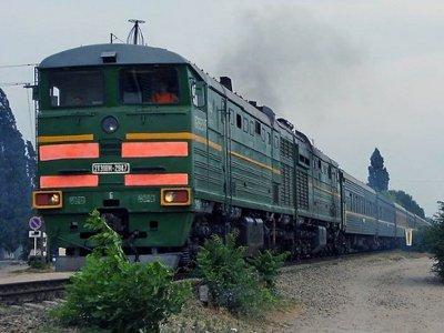 Пассажиры поезда Смоленск — Адлер, измученные духотой в вагонах, устроили бунт