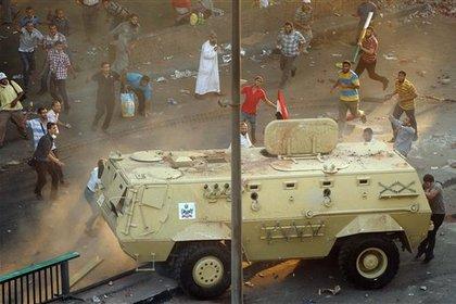 Власти Египта заявили о 278 погибших в ходе беспорядков