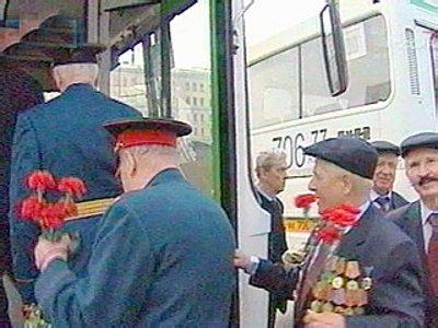 В День освобождения Смоленщины льготникам предоставят бесплатный проезд