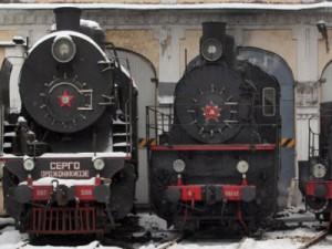 Единственное в России «кладбище паровозов» под Рославлем начали уничтожать
