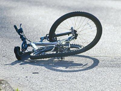 Молодая автоледи на «Киа Рио» сбила велосипедиста