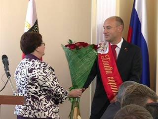 В Смоленске состоялась инаугурация мэра Евгения Павлова