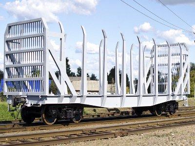 Рославльский ВРЗ освоил выпуск беспорожняковых вагонов