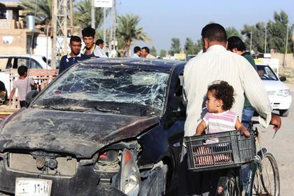 В результате серии атак в Ираке погибли 48 человек