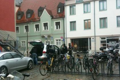 В Германии захвачены заложники