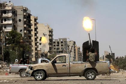 Сирийские активисты заявили о гибели более 600 человек из-за химической атаки
