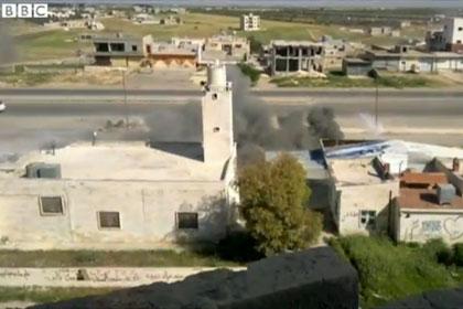 Совбез ООН выразил озабоченность химической атакой в Сирии