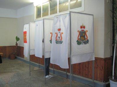 В облдуму прошли представители пяти партий