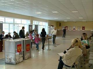 Выборы в Смоленскую областную Думу пятого созыва прошли без нарушений