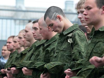 Минобороны готовит революционные поправки в закон о военной службе
