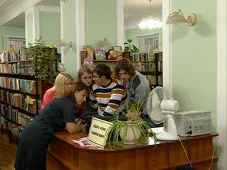 Смоленским книгочеям устроили «Библионочь»
