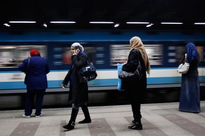 В каирском метро нашли бомбы