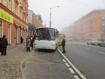 На Большой Советской перенесли остановку и изменят фазы работы светофоров