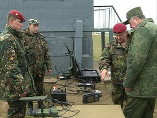 В Смоленском районе прошли учения по территориальной обороне
