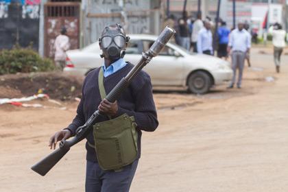 Кенийские военные отчитались о ликвидации шести террористов