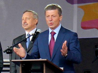 Вице-премьер Козак: «Любите и берегите наш город!»
