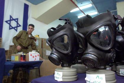 Палестинцы потребовали от Израиля раздать им противогазы