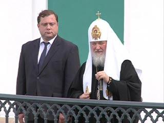 Патриарх Кирилл поздравил смолян с предстоящим юбилеем областного центра