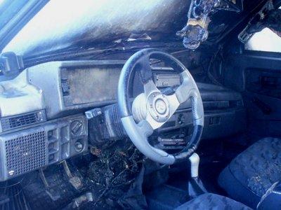 В Смоленской области горели две машины
