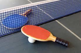 Чем полезен настольный теннис