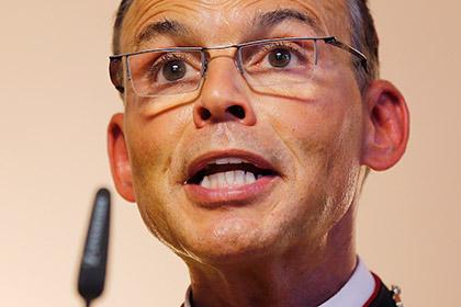 Лимбургского епископа обвинили в расточительстве