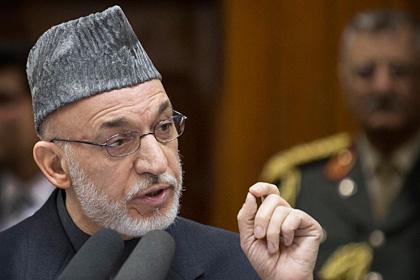 Президент Афганистана счел военную операцию НАТО безрезультатной