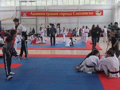 Смоленск принял всероссийский турнир по тхэквондо
