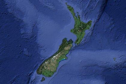 Новозеландцы узаконили названия своих главных островов
