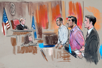 Нью-йоркскому бухгалтеру дали 18 лет за помощь террористам