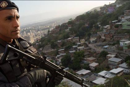 Полиция Рио-де-Жанейро отчиталась о спецоперации в фавелах