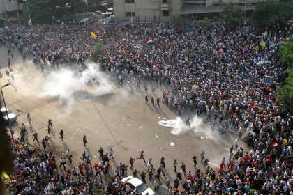 Число погибших в столкновениях в Египте превысило 50 человек
