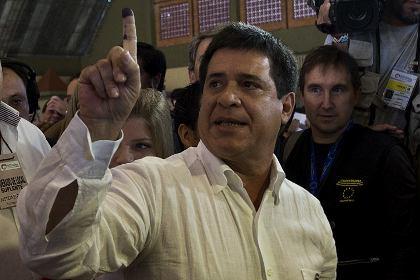 В Майами арестовали сына президента Парагвая
