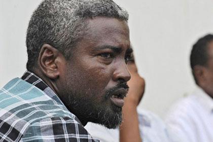 В Брюсселе задержали бывшего лидера сомалийских пиратов