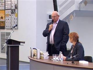 В Смоленске прошла презентация трилогии «Русский крест»
