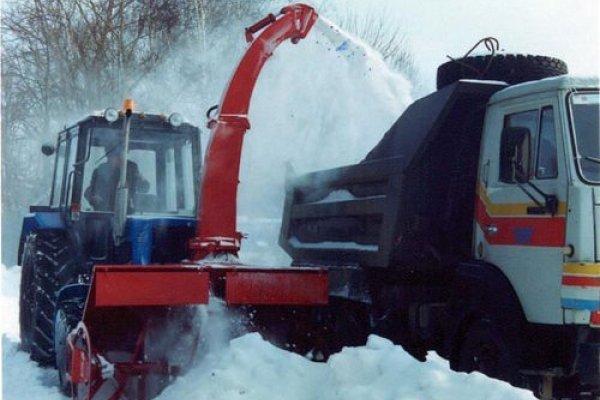 В Смоленске готовят к зиме спецтехнику