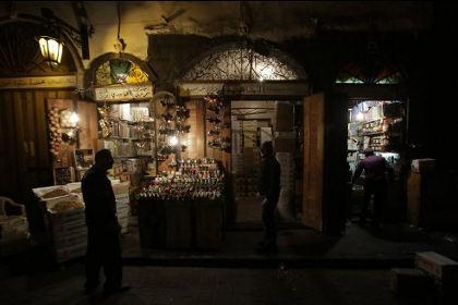 Столица Сирии осталась без электричества после взрыва