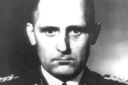 Могилу Генриха Мюллера обнаружили на еврейском кладбище