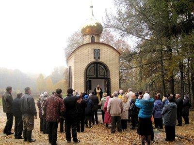 Поляки в память о предках построили на Смоленщине православную часовню