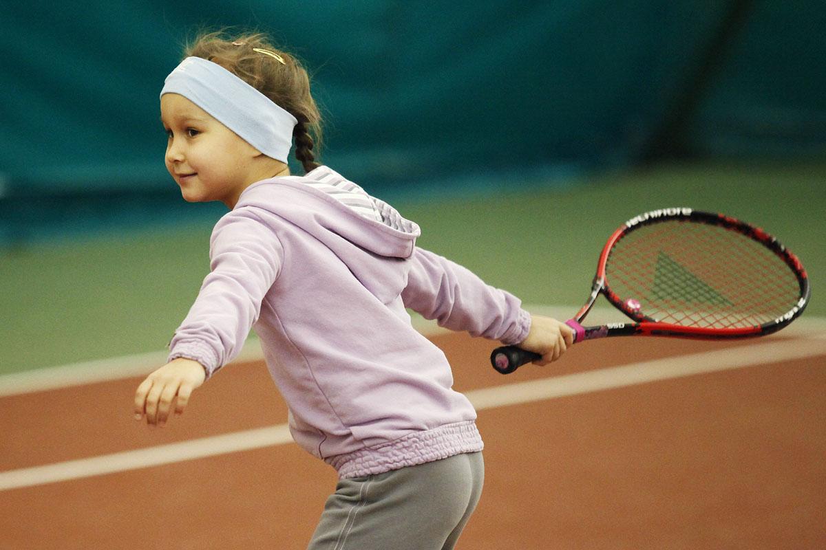 Немного о большом теннисе