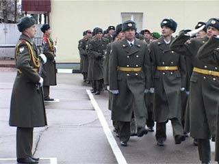 Смоленский отряд спецназа «Меркурий» отметил 91-ю годовщину образования