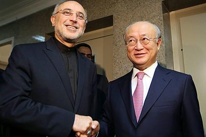 Иран разрешил МАГАТЭ проинспектировать урановый рудник